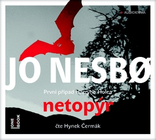 Netopýr (Jo Nesbo) CD/MP3