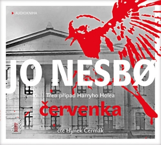 Červenka (Jo Nesbo) 2CD/MP3