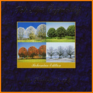 P. I. Čajkovskij - Seasons op. 37 b CD