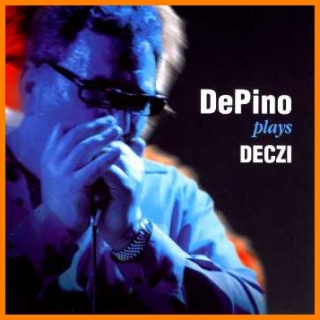 Laco Deczi & DePino - Plays CD