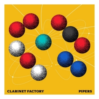 Clarinet Factory - Pipers CD