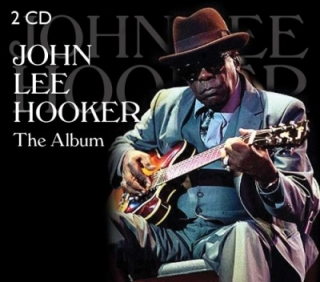 John Lee Hooker - The Album 2CD