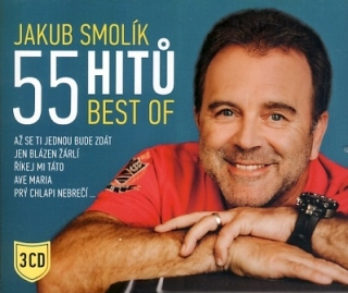 Jakub Smolík - 55 hitů (Best Of) 3CD