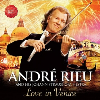 André Rieu - Love In Venice Blu-Ray