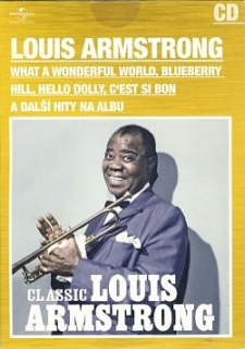 Louis Armstrong - Classic CD (pošetka)