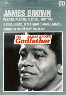 James Brown - Godfather CD