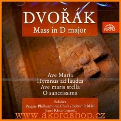Antonín Dvořák - Mass In D Major CD