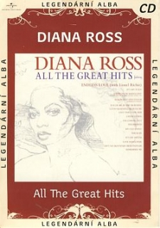 Diana Ross - All Great Hits CD