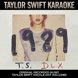 Taylor Swift - Karaoke: 1989 2CD