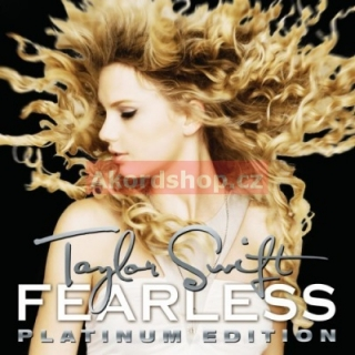 Taylor Swift - Fearless (Platinum Edition) CD/DVD