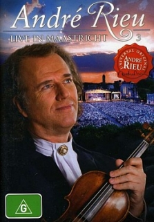 André Rieu - Live In Maastricht 3. DVD