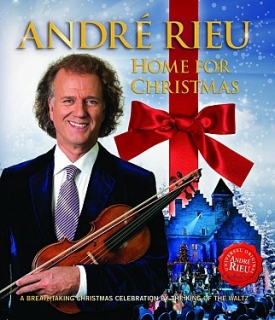 André Rieu - Home For Christmas Blu-Ray
