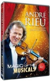 André Rieu - Magic Of The Musicals Blu-Ray