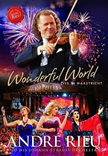 André Rieu - Wonderful World - Live In Blu-Ray