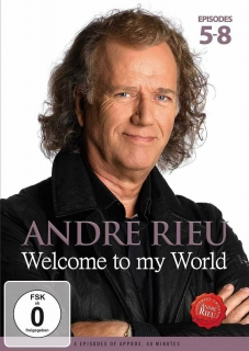 André Rieu - Welcome To My World (5-8) DVD