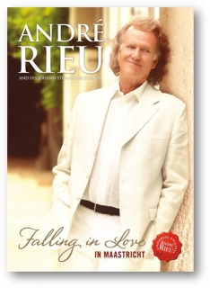 André Rieu - Falling In Love In Maastricht DVD