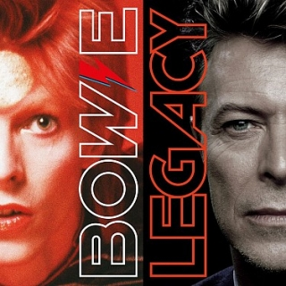 David Bowie - Legacy (Deluxe) 2CD