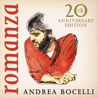 Andrea Bocelli - Romanza Remastered - 20Th CD