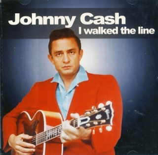 Johnny Cash - I Walk The Line CD
