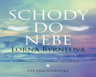 Schody do nebe (Lorna Byrneová) CD/MP3