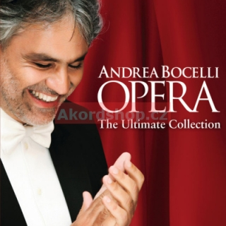 Andrea Bocelli - Opera/Ultimate Colllection CD