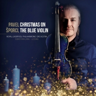 Pavel Šporcl - Christmas On The Blue Violin CD