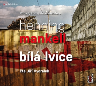 Bílá lvice (Henning Mankell) 2CD/MP3