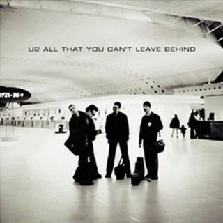 U2 - All That You Can'T Leave LP