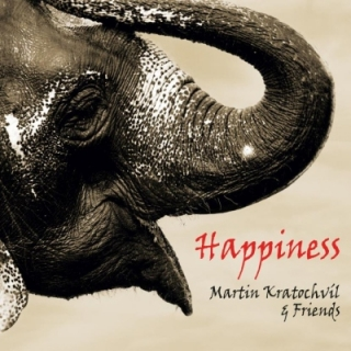 Martin Kratochvíl & Friends - Happiness CD