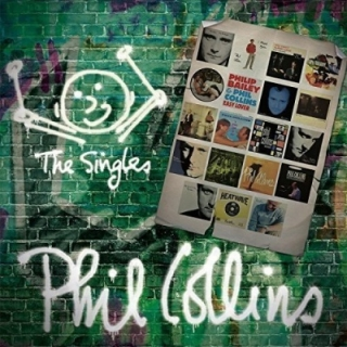 Phil Collins - Singles 2LP