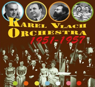Karel Vlach Orchestra - 1951-1957 14CD