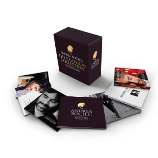 Andrea Bocelli - Classical Collection 7CD