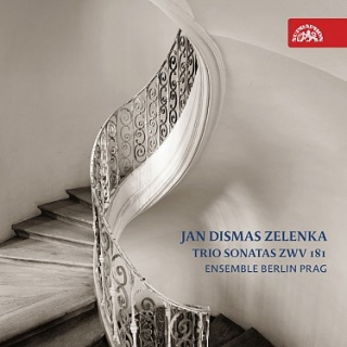 Jan Dismas Zelenka - Sonáty 2CD