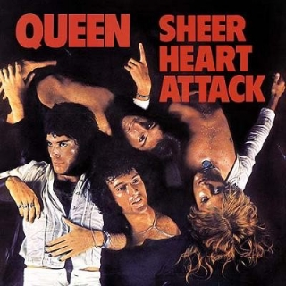 Queen - Sheer Heart Attack (Deluxe) 2CD