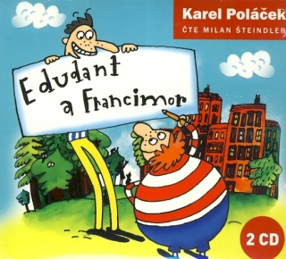 Edudant a Francimor (Karel Poláček) CD/MP3
