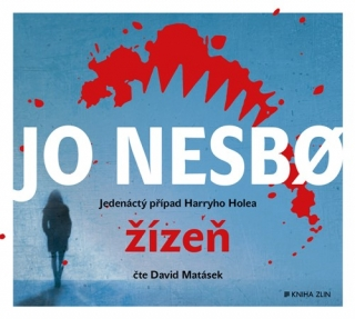Žízeň (Jo Nesbo) CD/MP3